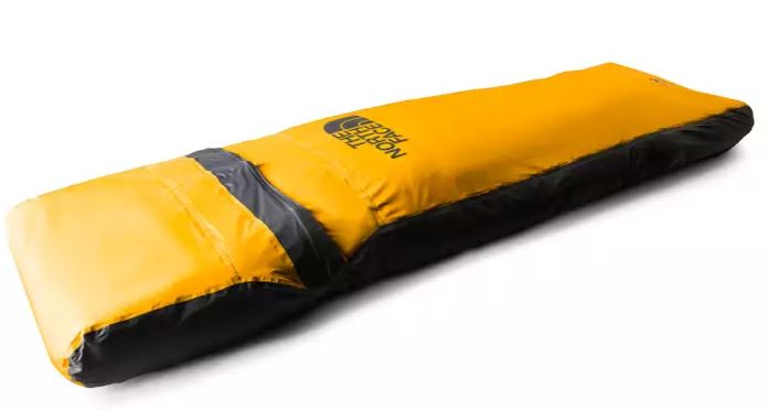 North Face bivy